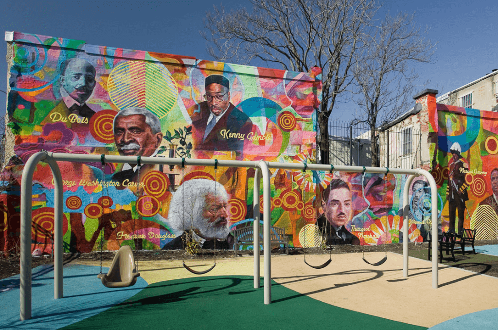 The 25 most amazing community arts projects social work for City of philadelphia mural arts program