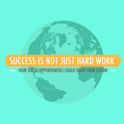 Success Is Not Just Hard Work Your Social Opportunities