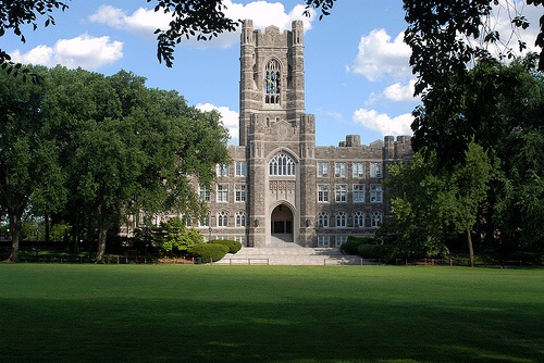 Fordham University Online Master in Social Work