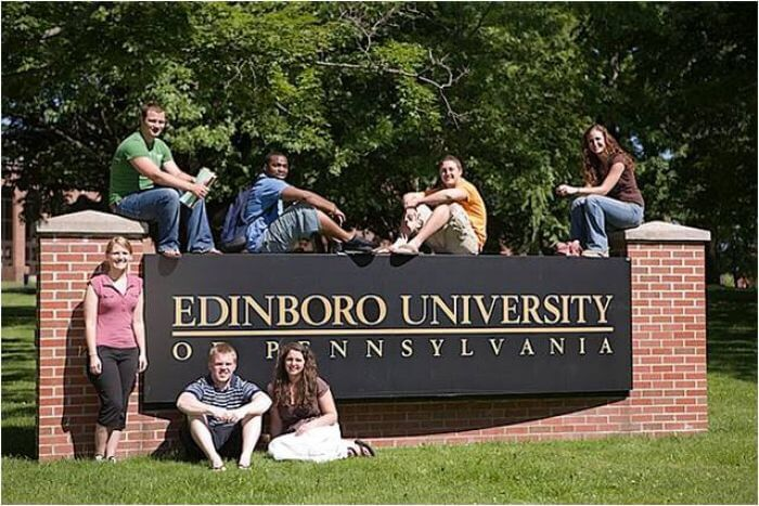Edinboro University Online Master of Social Work