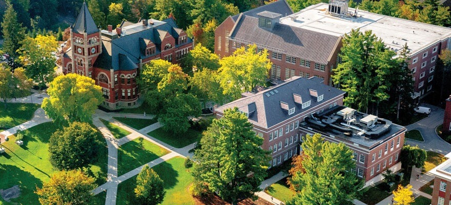 university of new hampshire master of social work online