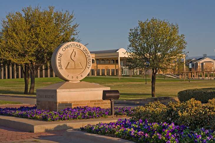Abilene Christian University Christian College Social Work Degree