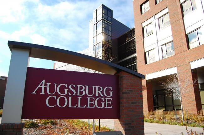 Augsburg College Christian College Social Work Degree