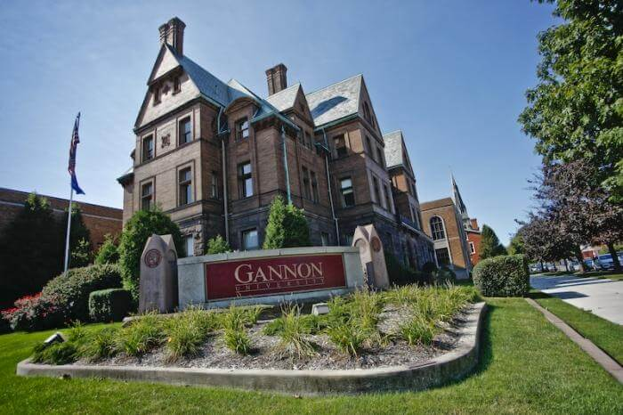 Gannon University Christian College Social Work Degree