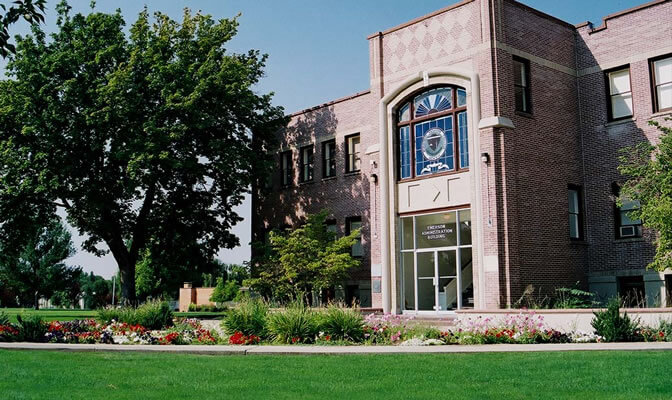 Northwest Nazarene University Christian