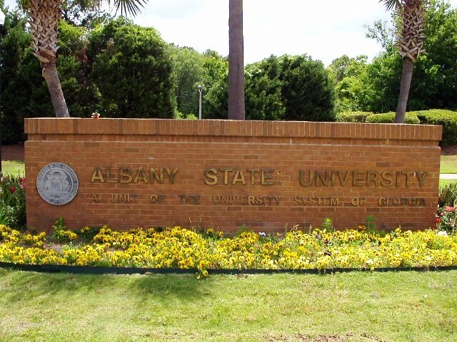 Albany State University - Best MSW in East 2016