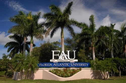 Florida Atlantic University - Best MSW in East 2016