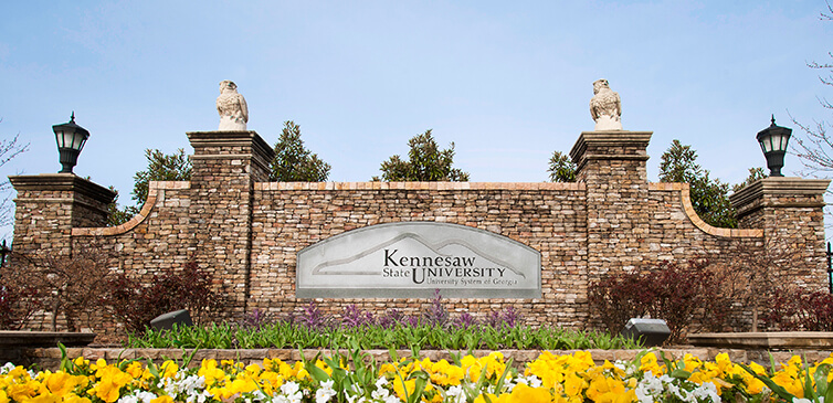Kennesaw State University - Best MSW in East 2016