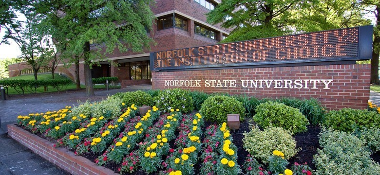 Norfolk State University - Best MSW in East 2016
