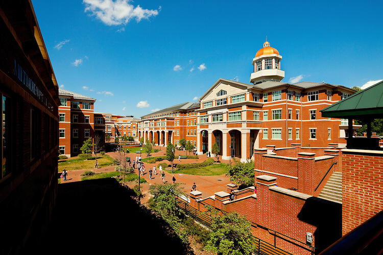 UNC Charlotte - Best MSW in East 2016
