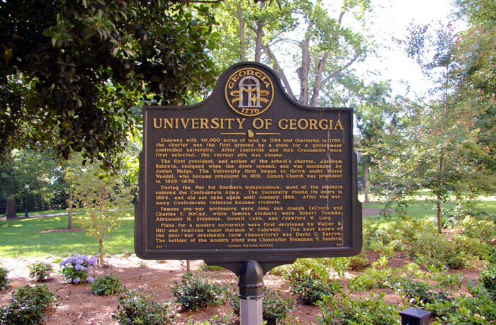 University of Georgia - Best MSW in East 2016
