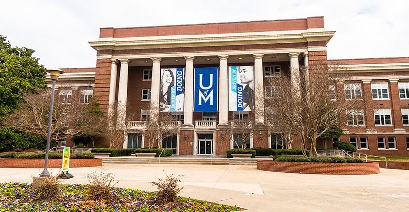 University of Memphis - Best MSW in East 2016
